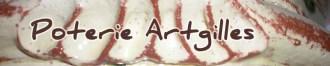 logo de la marque Poterie Artgilles