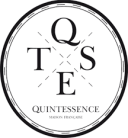 logo Quintessence, French brand