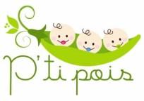 Logo de la marque P'ti Pois