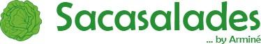 Logo de la marque Sacasalades by Arminé