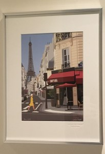 Mon affiche Paris de IMAGE REPUBLIC