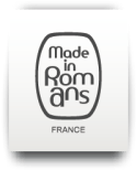 logo de la marque Made in Romans