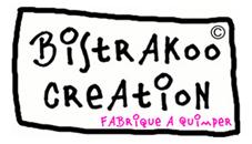 logo de la marque Bistrakoo Création (fabriqué à Quimper)