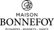 """Logo de la """"Maison Bonnefoy"""" (écharpes, bonnets, gants)"""