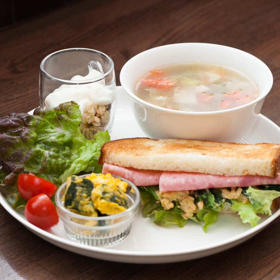 soup and bread 5.8