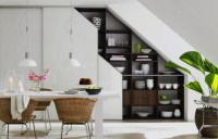 The Space Under The Stairs | Bleue Pice