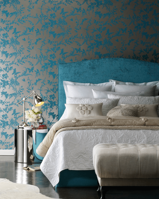 Bedroom  Bleue Pice
