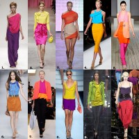 New York | Fashion Trends | Color Blocking | Maxi Dresses ...