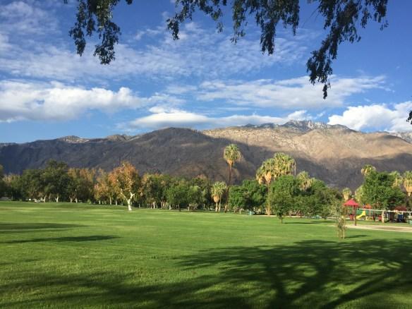 Katherine Finchy Park Palm Springs
