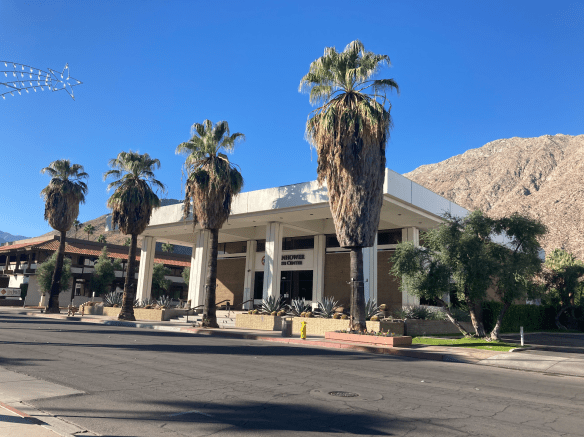 Donald Wexler building Palm Springs