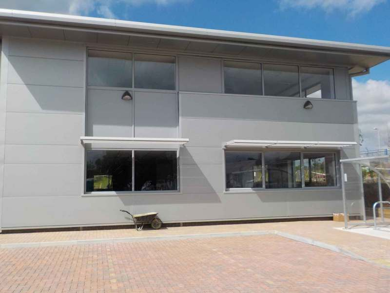 BREEAM New Construction 2014 Offices