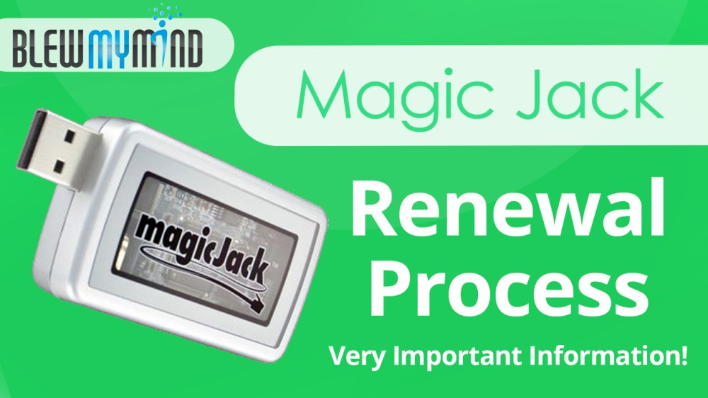 medium resolution of magic jack renewal process very important information