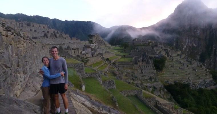 Peru Part 3: Machu Picchu