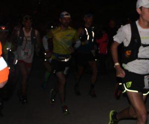 Zach Szablewski at 2017 Western States 100 Ultramarathon
