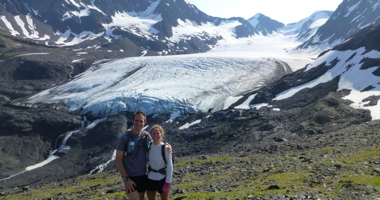 Alaska Part I: Crow Pass Traverse