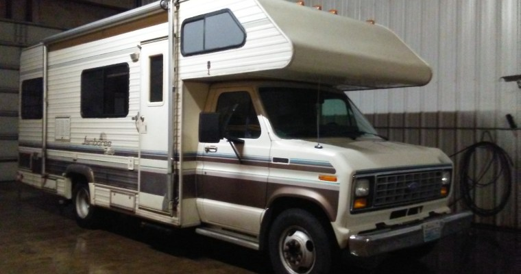 The Motorhome Migration