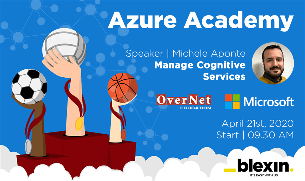 Azure Academy – Manage Cognitive Services