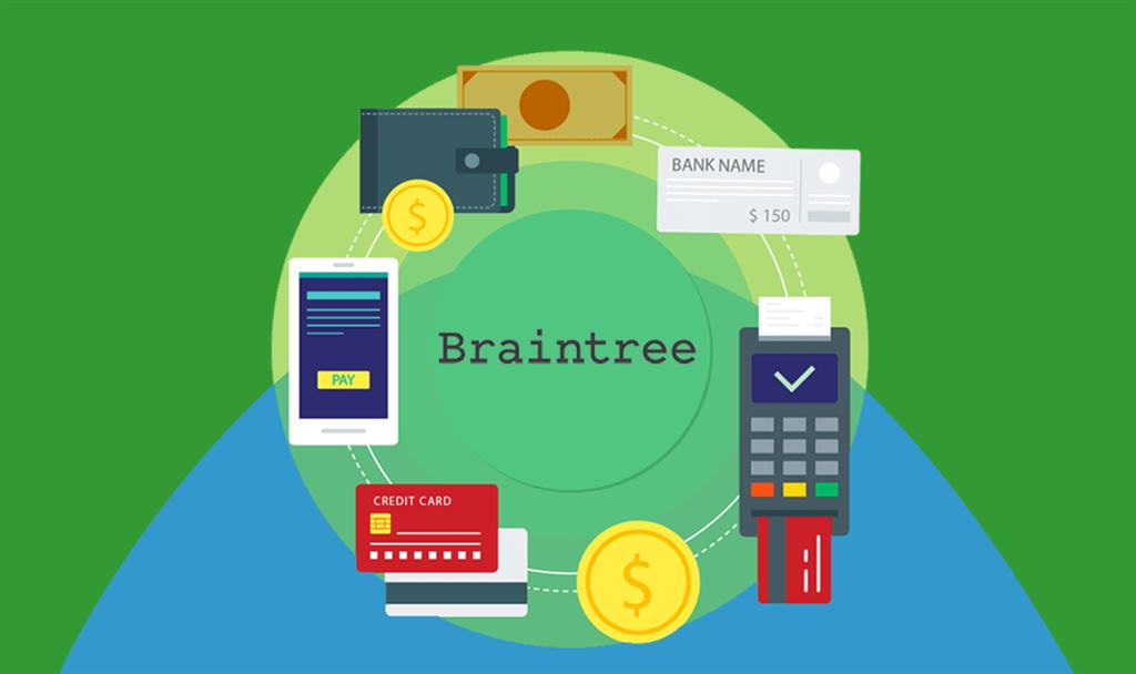Braintree per i pagamenti nel nostro store