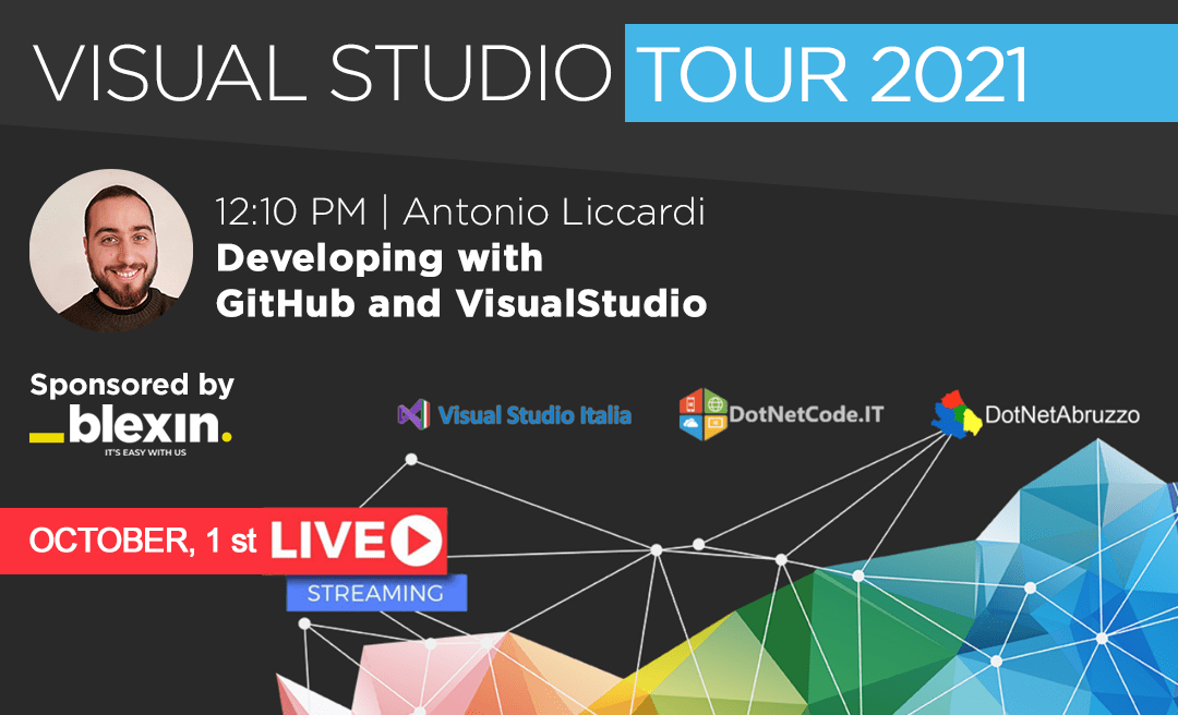 Visual Studio Tour 2021