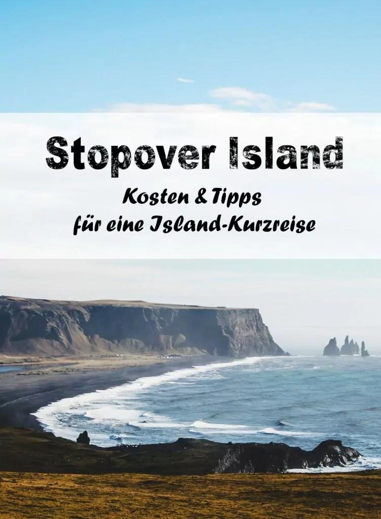 Stopover: Wieviel kostet eine Island-Kurzreise?   blickgewinkelt
