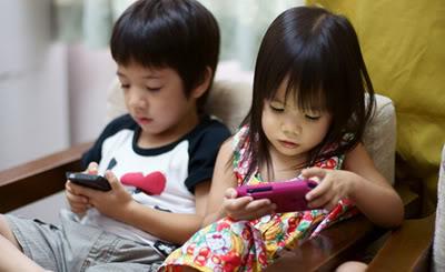 handphone untuk anak