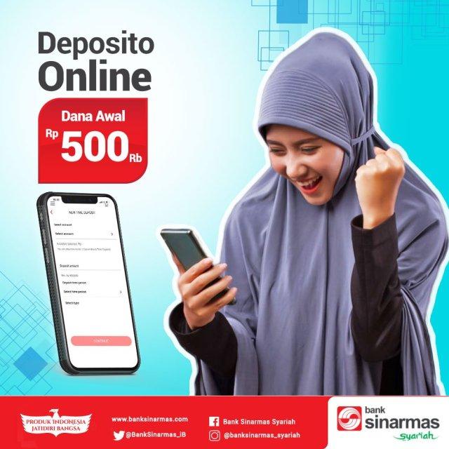 deposito Rp 500 ribu