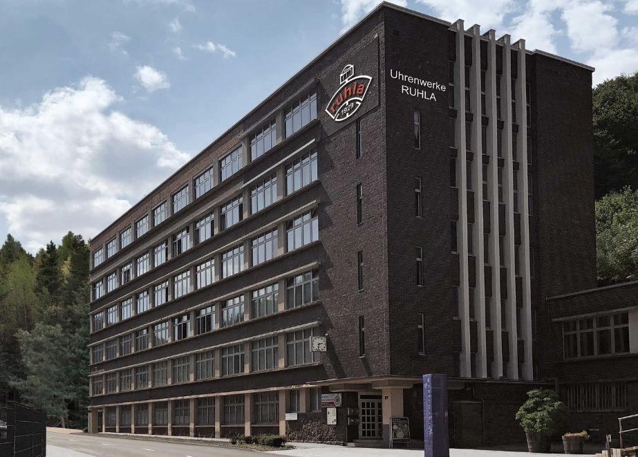 Bauhaus-Gebäude