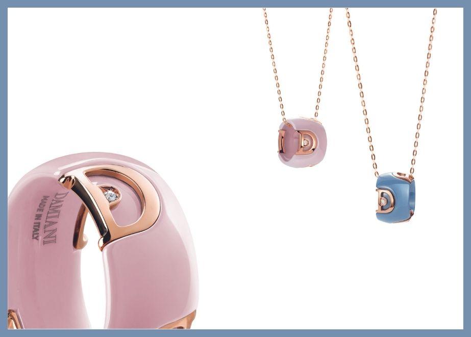 D-Icon verkörpert mit dem markanten Damiani-D die Corporate Identity der Marke. Auch hier gilt: kein Schmuckstück ohne Diamant.