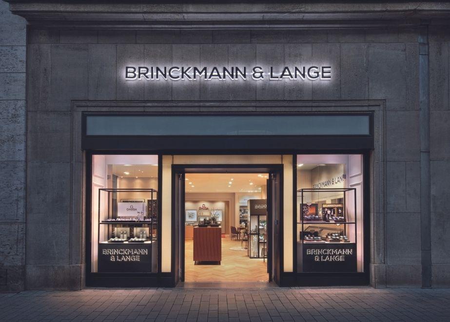 Come in and feel good: Die erste Boutique von Brinckmann & Lange in Leipzig setzt Design-Maßstäbe.