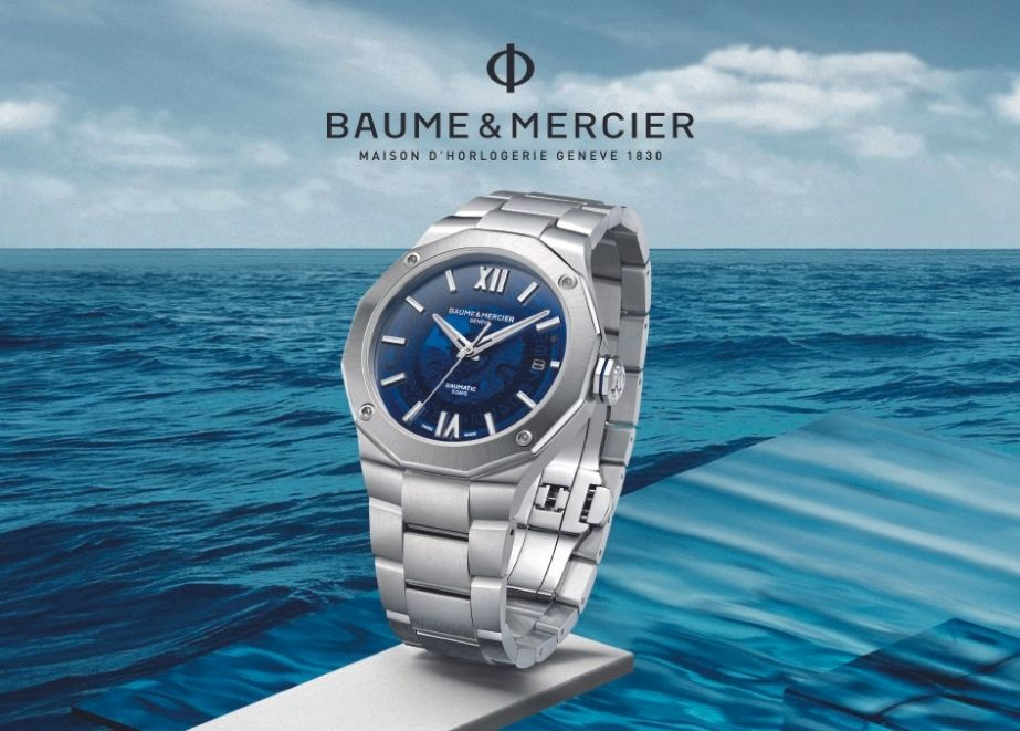 Baume_Mercier_Uhrenfachhandelsmarke_Riviera_Kampagne