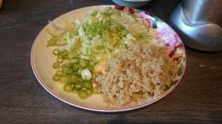 Simpele salade...