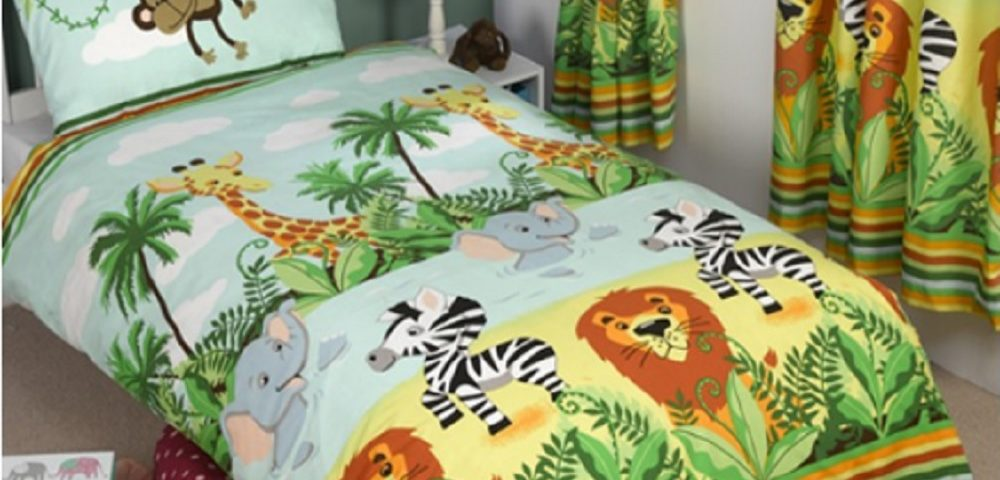 Een dierenkamer  Blije Kids