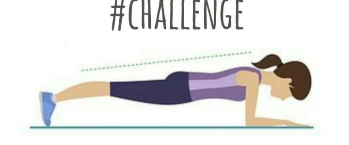 Maart = plank challenge