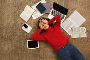 burnout jongeren