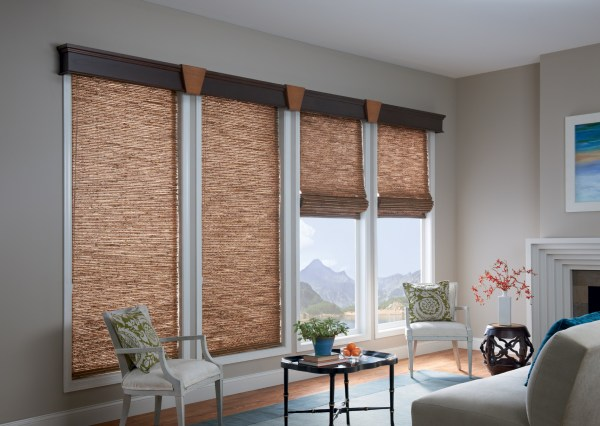 Wood Window Blinds and Shades