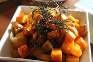 Recipe for Roasted Butternut Squash