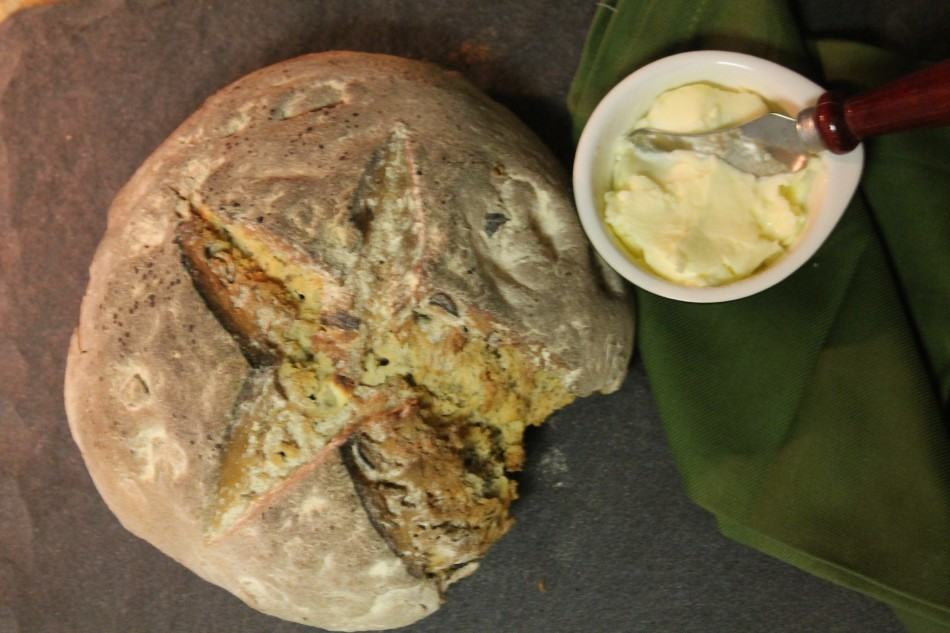 Gluten-Free Irish Soda Bread - Blinded by the Bite!