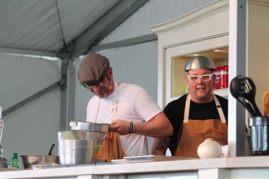 Chef Graham Elliot