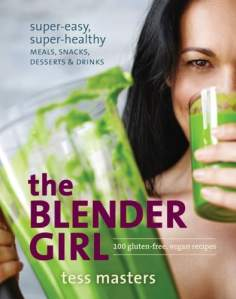 The Blender Girl - Blinded by the Bite! Cookbook Giveaway