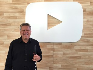 July 24, 2015 - Tommy Edison and the YouTube play button