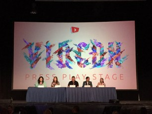 June 23, 2017 - Accessibility Panel at VidCon 2017