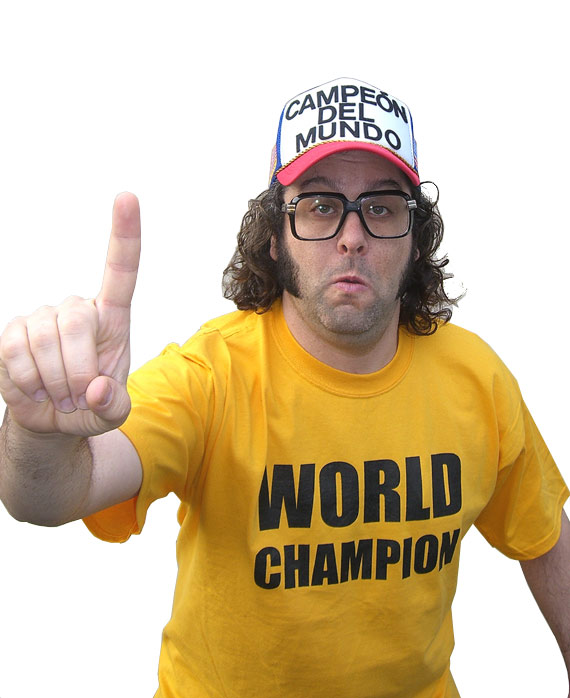 Judah Friedlander of 30 Rock