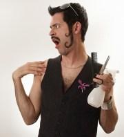 gay hair stylist