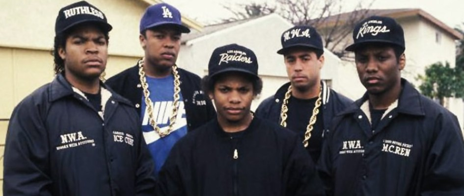 GIMME FIVE: Things Left Outta <i>Straight Outta Compton</i>