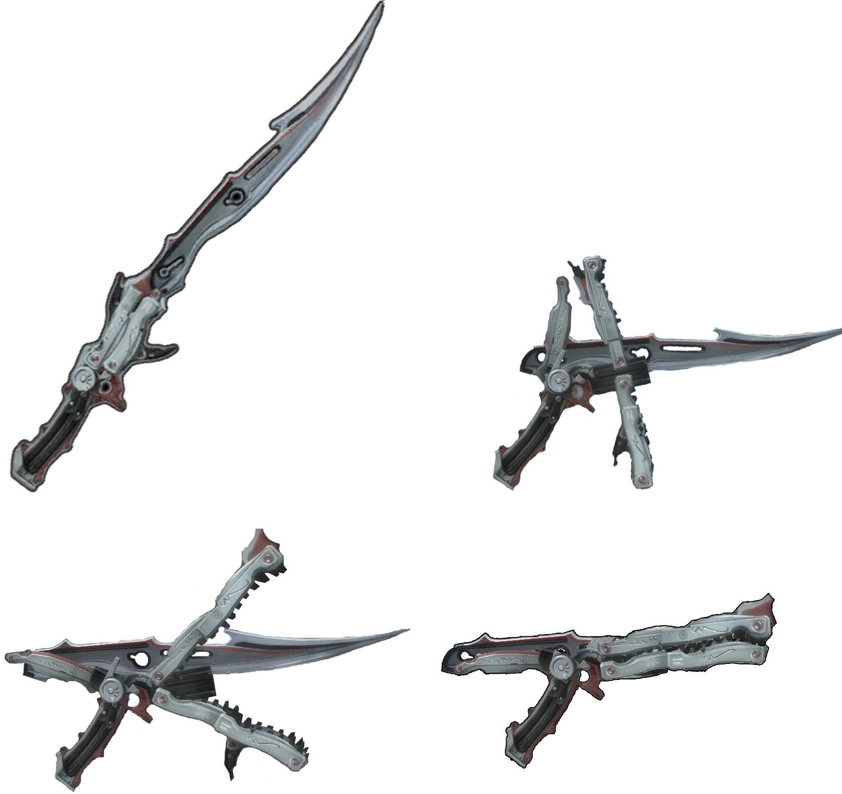 Final Fantasy Lightning Sword