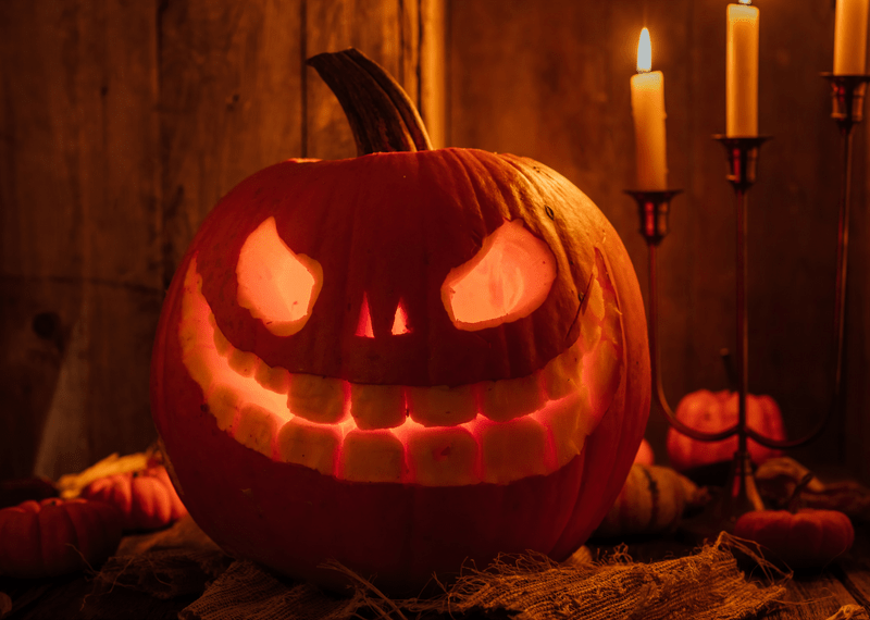 Halloween: Mummy Pizza Puffs