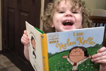 "Vision Aware: Review of ""I Am Helen Keller"" By Brad Meltzer"
