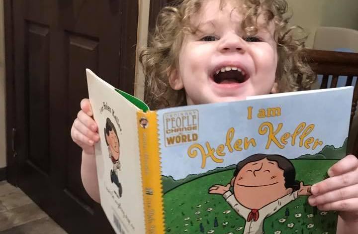 "Vision Aware: Review of ""I Am Helen Keller"" By Brad Meltzer"