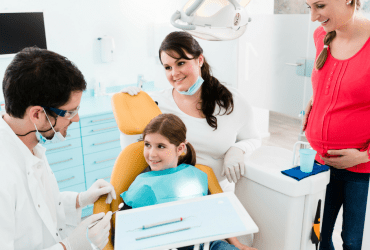 Dental Care For Our Kids: Information for Blind/VI Parents