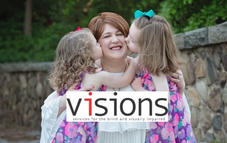 Giving Tuesday For VISIONS Services For the Blind & Visually Impaired